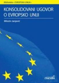 Konsolidovani ugovor o Evropskoj uniji