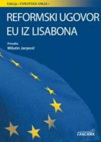 Reformski ugovor EU iz Lisabona