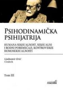 Psihodinamička psihijatrija , tom III
