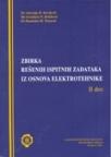 Zbirka rešenih ispitnih zadataka iz osnova elektrotehnike drugi deo