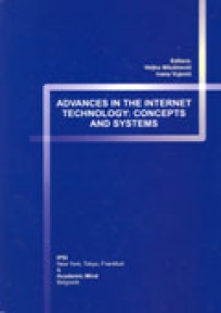 Advances in the Internet Tehnology concepts and systems