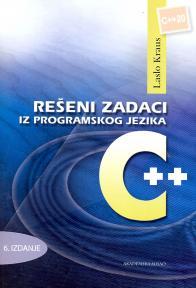Rešeni zadaci iz programskog jezika C++, šesto izdanje (C++20)