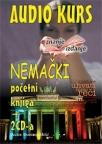 Nemački jezik, knjiga + 2 audio CD-a, početni
