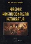 Poredak, konstitucionalizam, demokratija