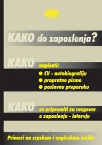 Kako do zaposlenja?