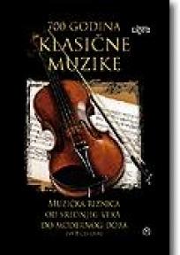 700 godina klasične muzike