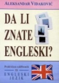 Da li znate engleski