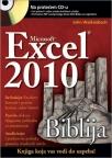 Excel 2010 Biblija  (+ CD)
