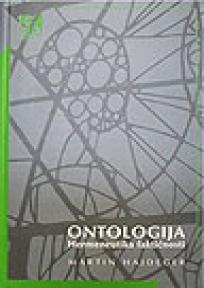 Ontologija hermeneutika faktičnosti