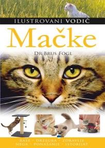 Mačke - ilustrovani vodič
