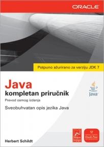 Java JDK 7: kompletan priručnik