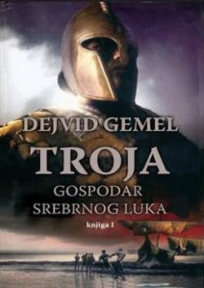 Troja - Gospodar srebrnog luka, knjiga I