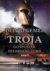 Troja - Gospodar srebrnog luka, knjiga II