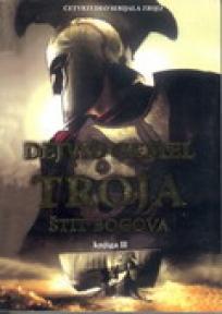 Troja - Štit bogova, knjiga II