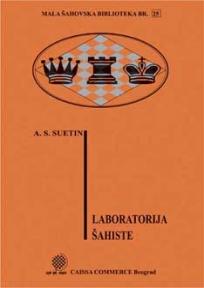 Laboratorija šahiste – MŠB 25