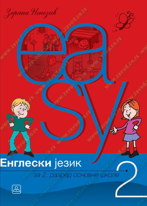 Easy 2, radni udžbenik
