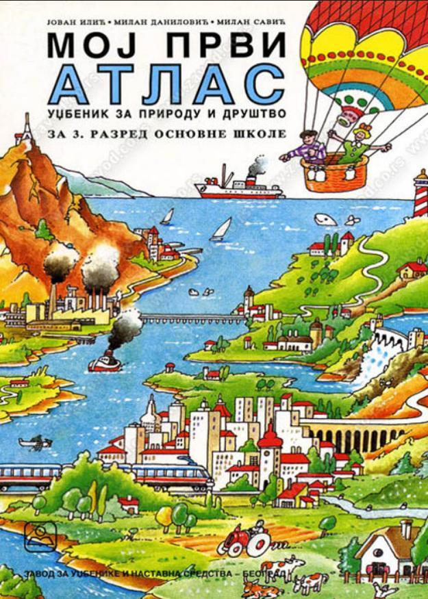 Moj prvi atlas