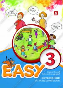 Easy 3, udžbenik + CD