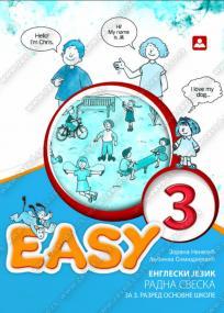 Easy 3, radna sveska + CD