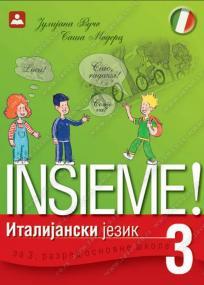 Insieme ! 3, udžbenik