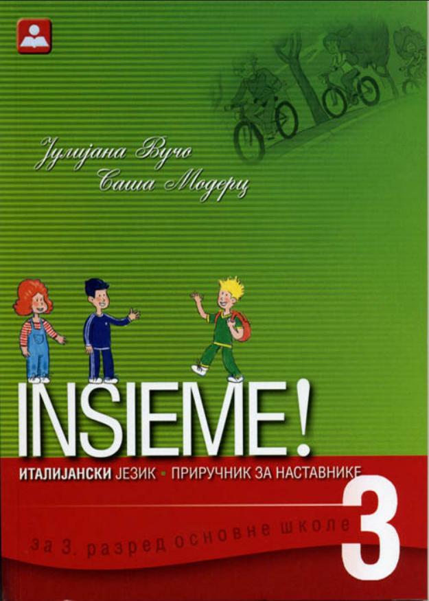 Insieme ! 3 - priručnik za nastavnike