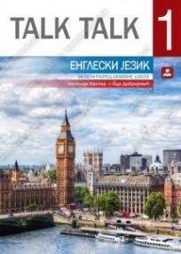 Talk talk 1, udžbenik