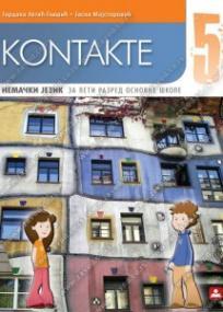 Kontakte 5, udžbenik + CD
