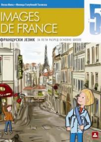 Images de France 5, udžbenik + CD