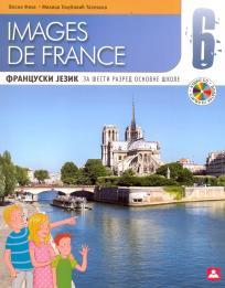 Images de France 6, udžbenik + CD