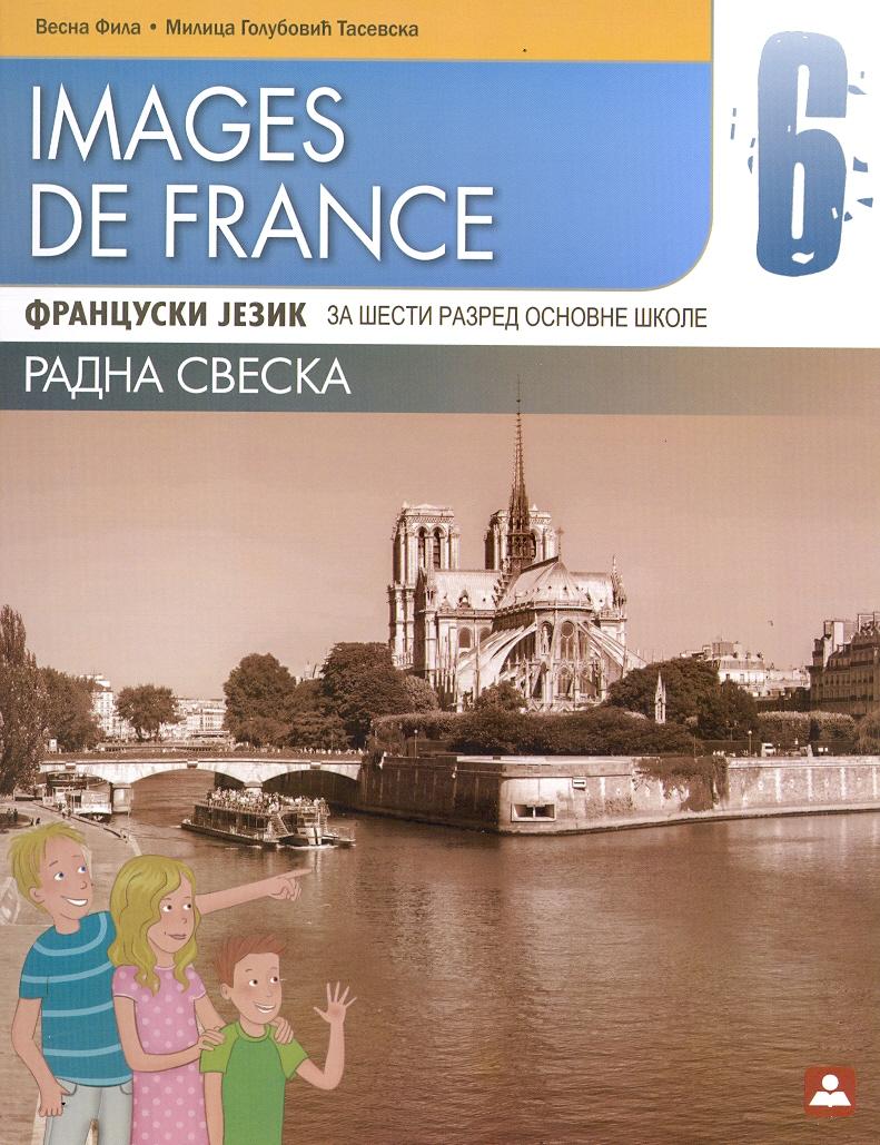 Images de France 6, radna sveska