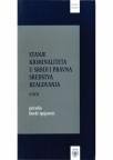 Stanje kriminaliteta u Srbiji i pravna sredstva reagovanja, 2.deo, Priredio prof. dr Đor�