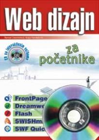 Web dizajn + CD