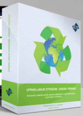 Priručnik za upravljanje otpadom + CD
