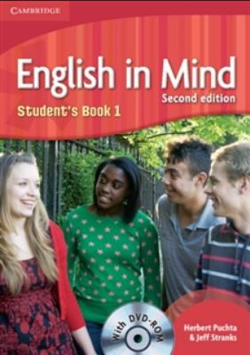 English in Mind 1 - engleski jezik, udžbenik