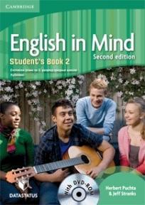 English in Mind 2, engleski jezik za 2. razred srednje škole, udžbenik