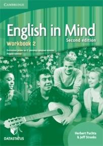 English in Mind 2, engleski jezik za 2. razred srednje škole, radna sveska