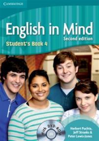 English In Mind 4, engleski jezik za 3. i 4. razred srednje škole, udžbenik, 2. izdanje