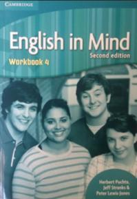 English In Mind 4, engleski jezik za 3. i 4. razred srednje škole, radna sveska, 2. izdan
