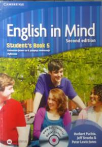 English In Mind 5, engleski jezik za 4. razred gimnazije, udžbenik, 2. izdanje