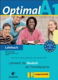 Optimal A1, nemački jezik za 1. razred srednje škole, udžbenik