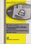 Autobiografska fikcija i detinjstvo Margerit Jursenar, Natali Sarot, Margerit Diras