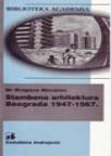 Stambena arhitektura Beograda 1947-1967.