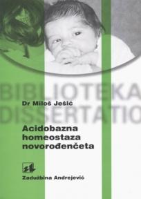 Acidobazna homeostaza novorodenčeta