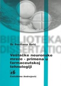 Veštačke neuronske mreže - primena u farmaceutskoj tehnologiji