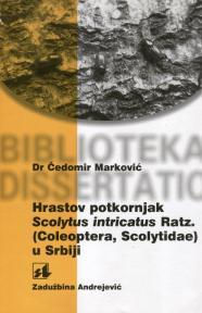 Hrastov potkornjak Scolytus intricatus u Srbiji