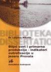 Biljni svet i primarna produkcija – indikatori eutrofizacije u jezeru Provala