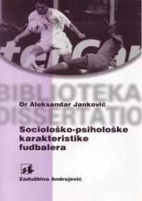 Sociološko-psihološke karakteristike fudbalera