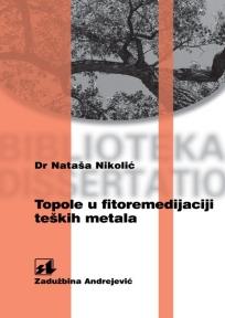 Topole u fitoremedijaciji teških metala