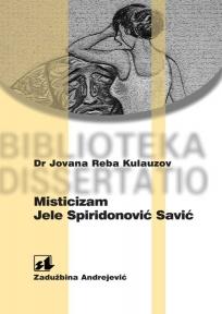 Misticizam Jele Spiridonović-Savić