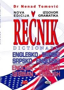 Englesko-srpski srpsko-engleski rečnik